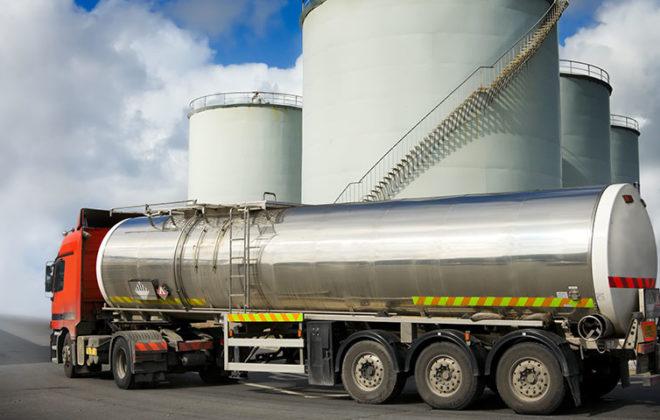 מיכלית דלק- גז טבעי בישראל